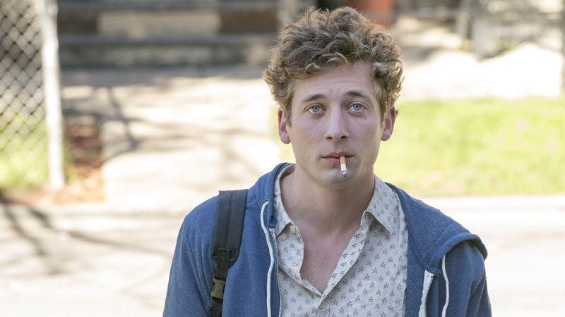 shameless builds a strong start around its best two characters