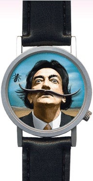 Illustration for article titled Salvador Dali Watch Persists in Our Memory