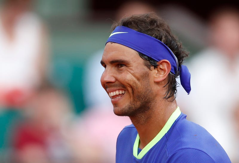 Nadal races into fourth round