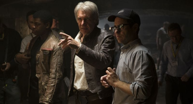 Por qué el accidente de Harrison Ford durante el rodaje de The Force Awakens salvó la película