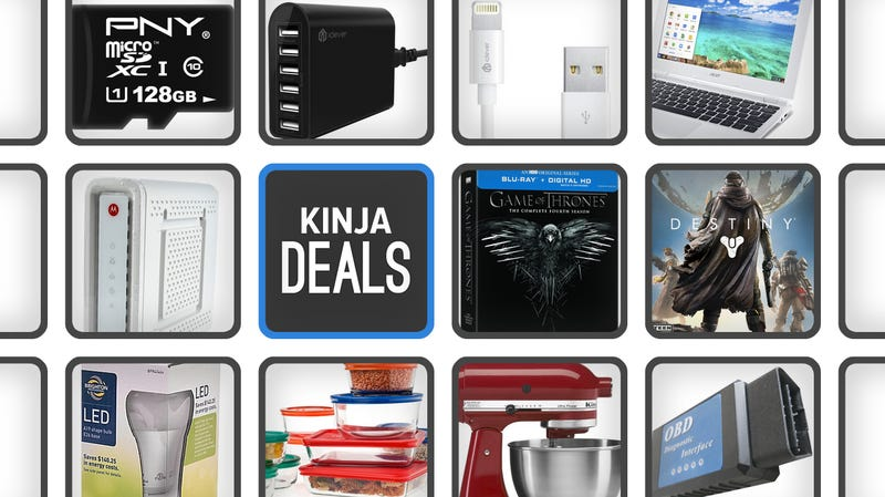 Illustration for article titled The Best Deals for February 16, 2015