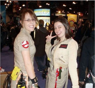 Illustration for article titled The Cosplay of NYCC (Part Two)
