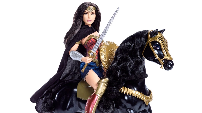 Illustration for article titled Praise Hera, Mattel's Wonder Woman Dolls Are Glorious