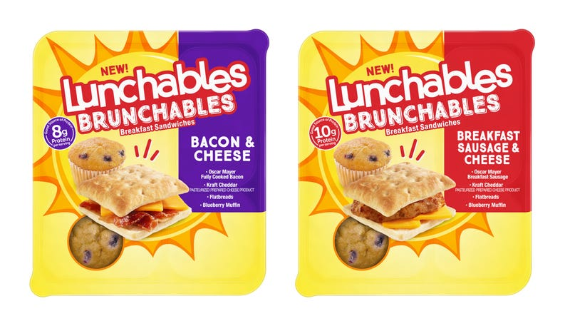 Illustration for article titled Coming soon: Brunchables, for when you want Lunchables at 10 a.m.