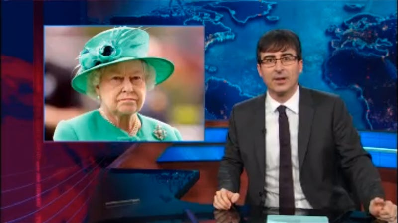 Illustration for article titled The Daily Show Will See You Through the Storm of Royal Baby Coverage