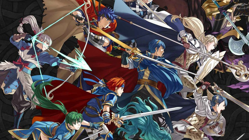Illustration for article titled Fire Emblem Heroes Gives Me The Structure I Need Right Now