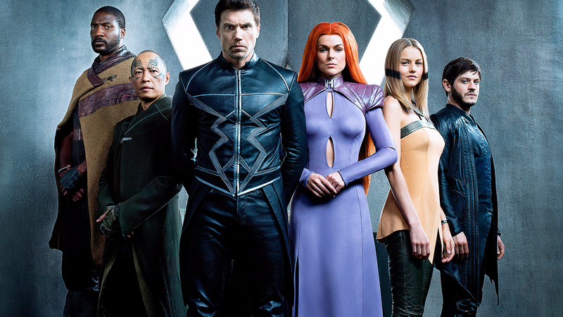 'Inhumans' seeks to add TV power to Marvel, ABC