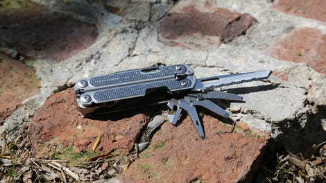 Leatherman's New One-Handed Wonder Is All You Need