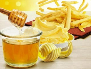 Illustration for article titled McDonald's Introduces Honey Butter French Fries in South Korea