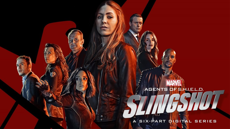 Illustration for article titled You Can Now Watch the Entirety of Agents of SHIELD Web Spinoff, Slingshot