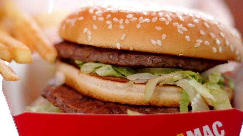 Cómo preparar la salsa secreta del Big Mac