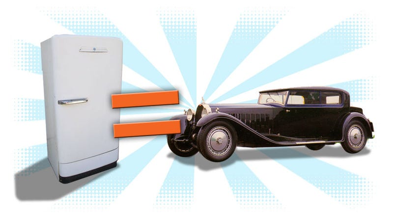 Illustration for article titled One Of The Most Expensive Cars In The World Was Once Sold For A Refrigerator