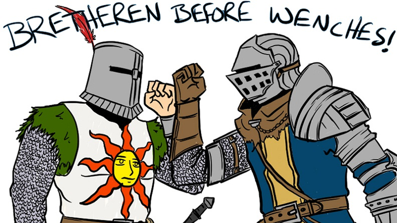 Illustration for article titled Praise the Sun - 12 Minutes of Dark Souls II gameplay!