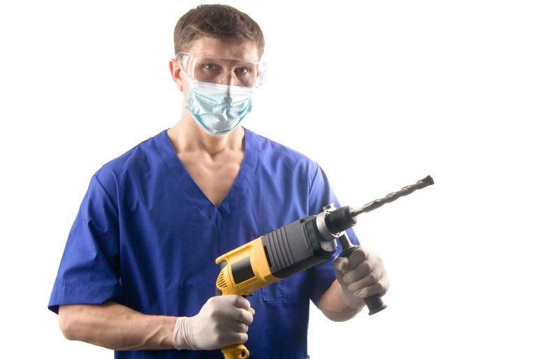 дрель дырка стоматолог