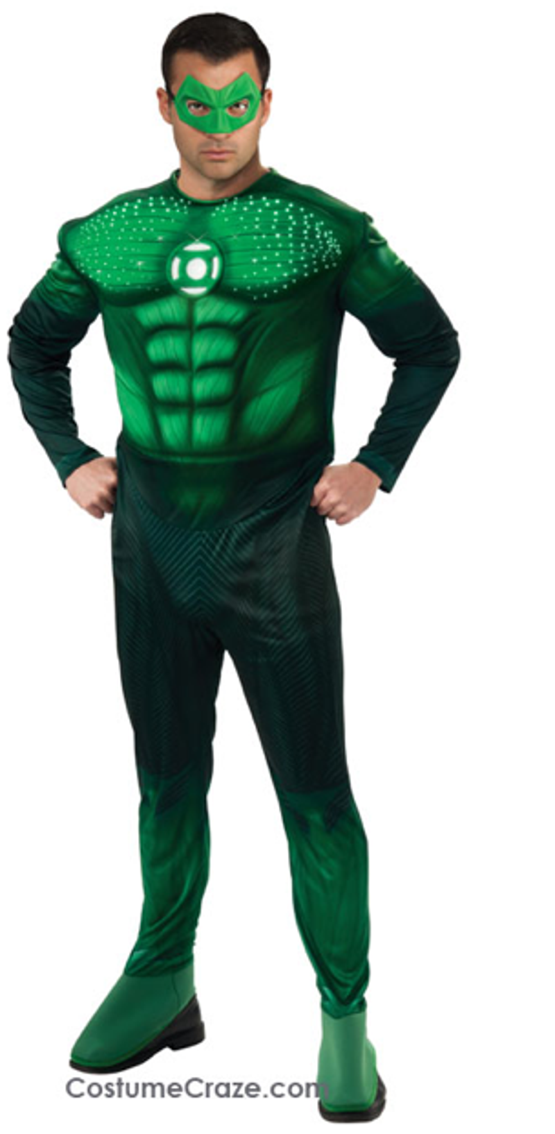 Green Lantern Halloween costumes will strike fear into the hearts ...