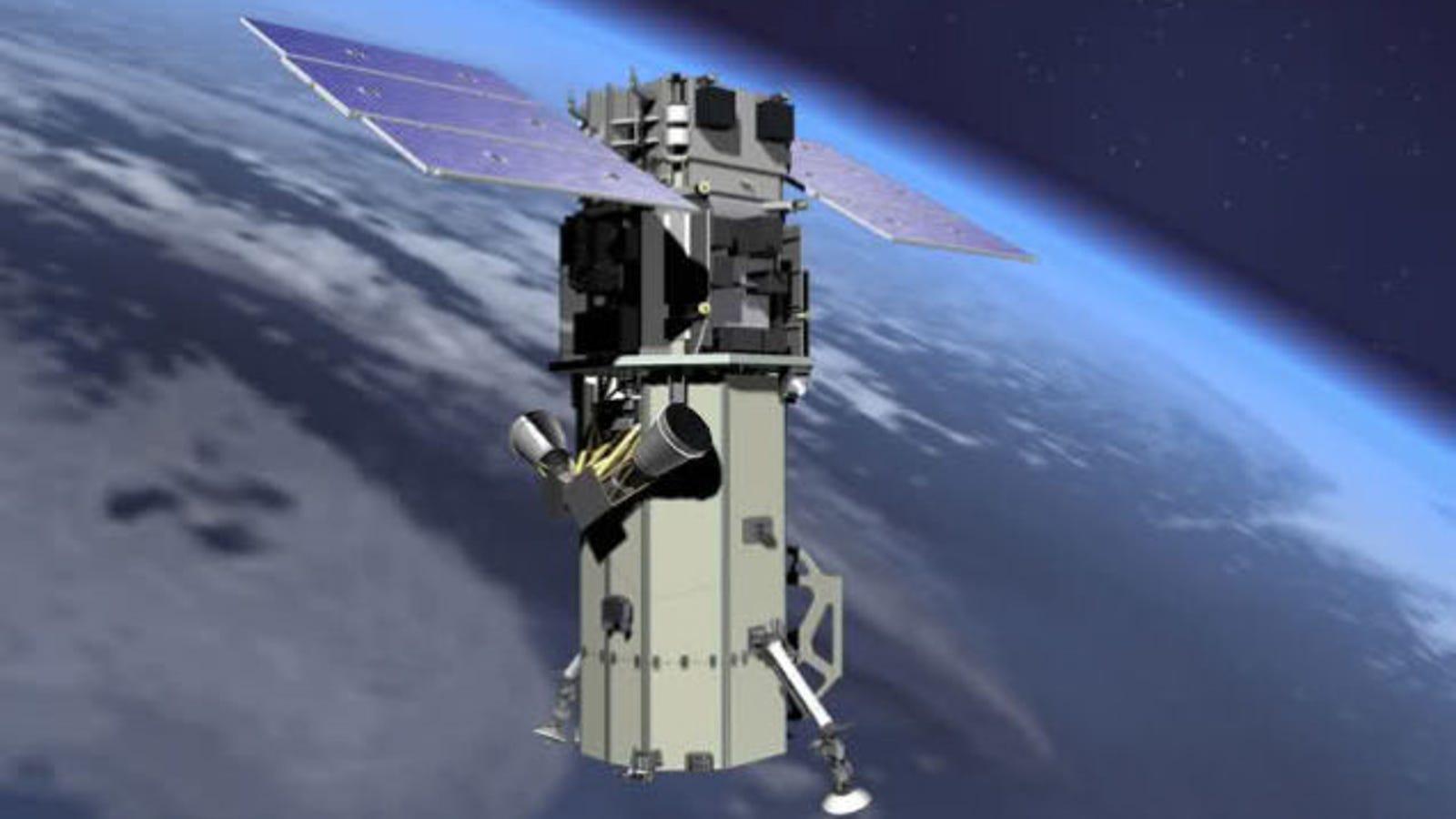 Este satélite comercial dobla la resolución de imagen de Google Maps