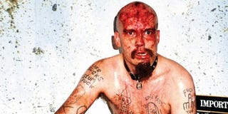 Illustration for article titled These last two weeks make wish I was GG Allin