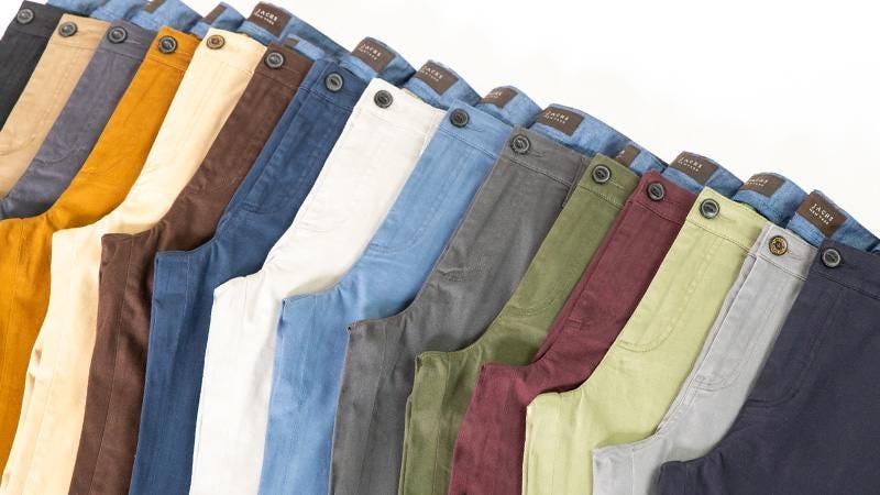Men's Chino Pants | $35 | Jachs