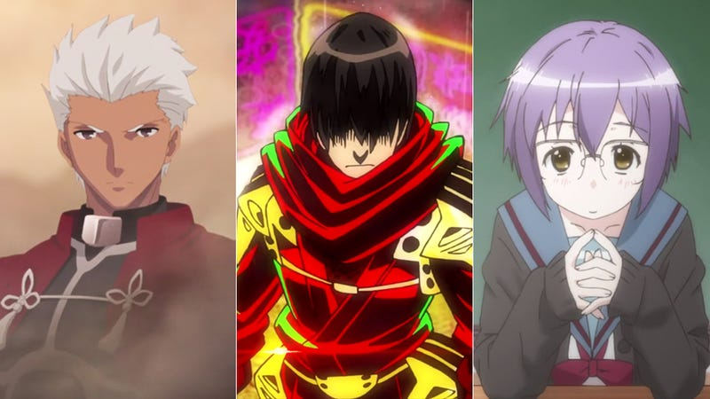 Your Complete Spring 2015 Anime Guide