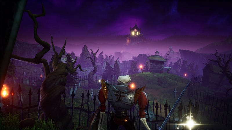Illustration for article titled MediEvil Looks Great But Has A Lousy Camera