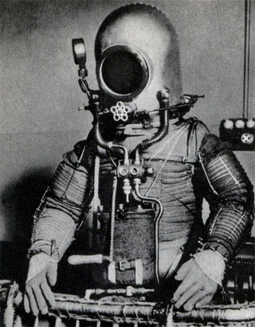 A Pressure Suit for Every Occasion and Atmosphere