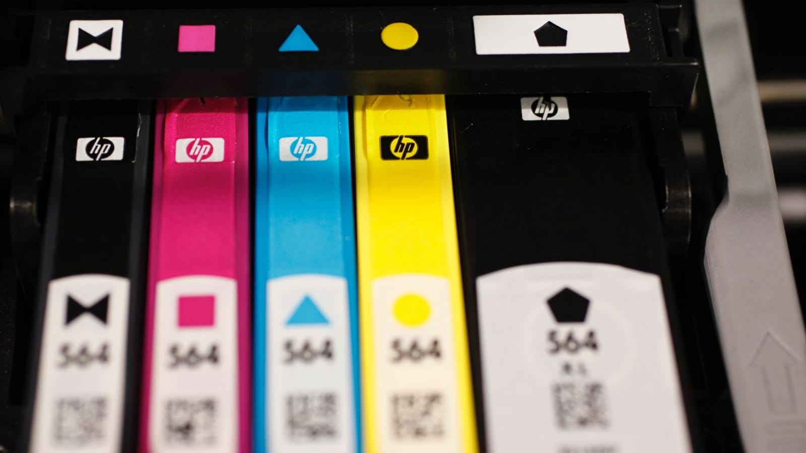 One Year After Bricking Third-Party Ink With Update, HP Is