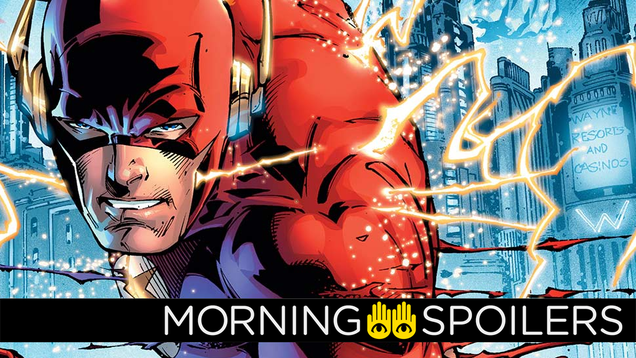 The Long-Awaited Flash Movie Might Be Based on Flashpoint After All