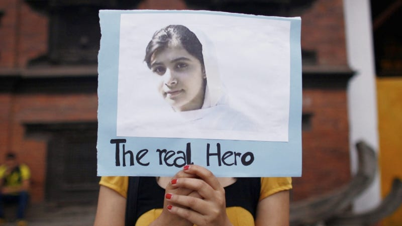 Illustration for article titled 14-Year-Old Malala Yousafzai Is Recovering After Taliban Shooting