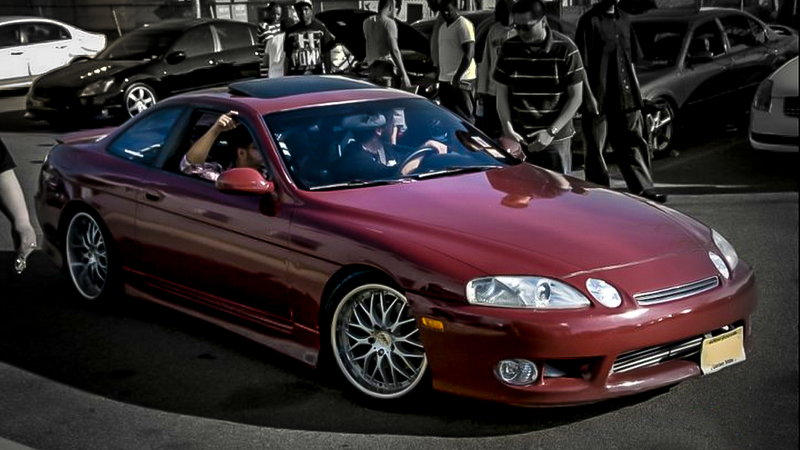 Illustration for article titled Here's How I Painted My $400 Lexus SC300 With Zero Experience