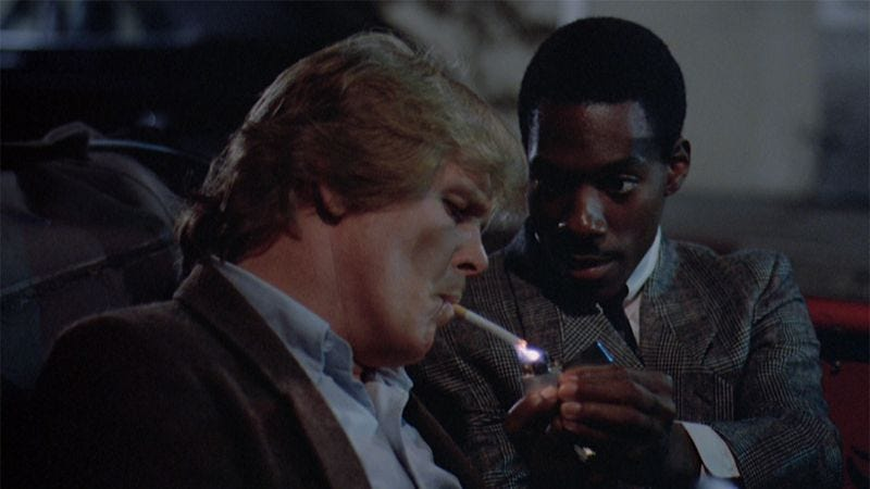 Illustration for article titled Nick Nolte believes 48 Hrs. helped blacks and whites learn how to talk to each other