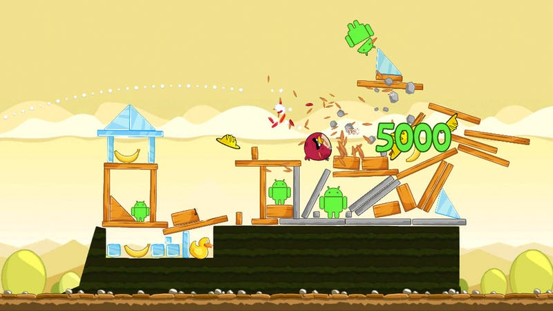 Illustration for article titled Angry Birds Shows What Android Fragmentation Means