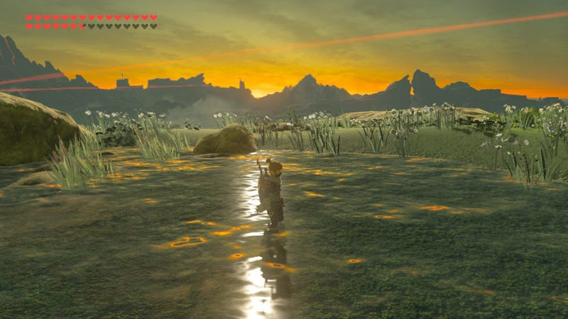 Illustration for article titled Collecting All 900 Korok Seeds In Breath of the Wild Was The Perfect Way To Relax (Plus Some Big News!)