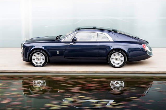 Illustration for article titled Rich People like the RR Sweptail Owner is what I Strive To Be