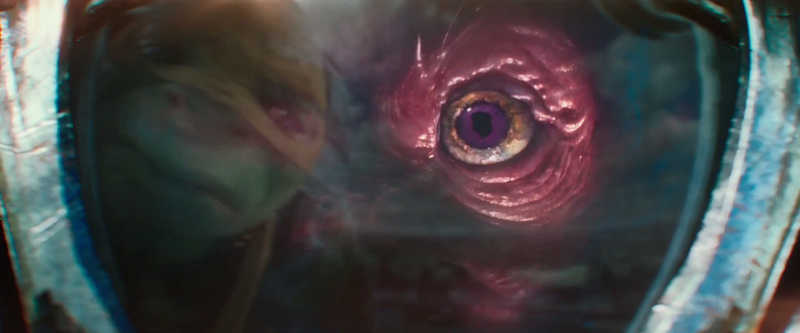 Illustration for article titled The Final Teenage Mutant Ninja Turtles: Out of the ShadowsTrailer Reveals Its Krang