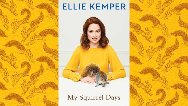 Illustration for article titled Ellie Kemper is as unbreakable as Kimmy Schmidt in her charming new memoir