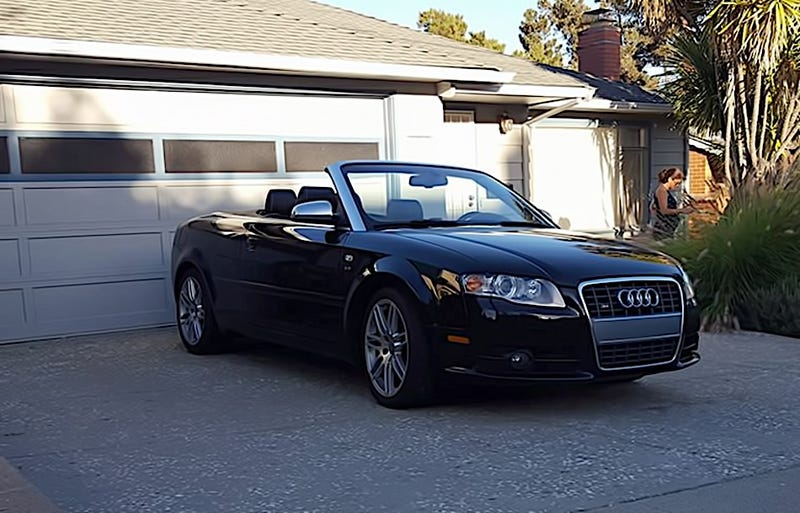 For 13 500 Could This 2008 Audi S4 Cabriolet Make You The Torque Of Town