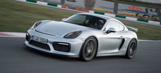 Illustration for article titled First Drive: The Porsche Cayman GT4 Is A Sports Car Fairy Tale Come True