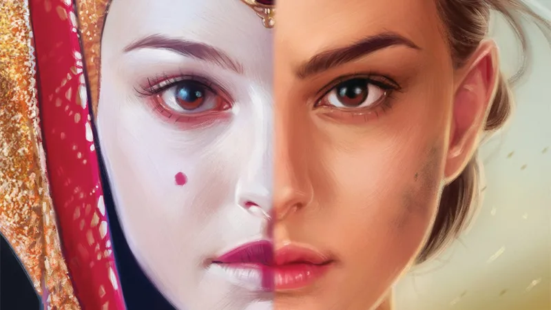 Queen's Shadow was a stunningly refreshing novel released earlier this year, highlighting an unexplored period of Padmé's life.