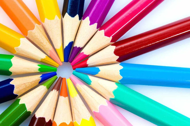 Illustration for article titled What are good colored pencils?