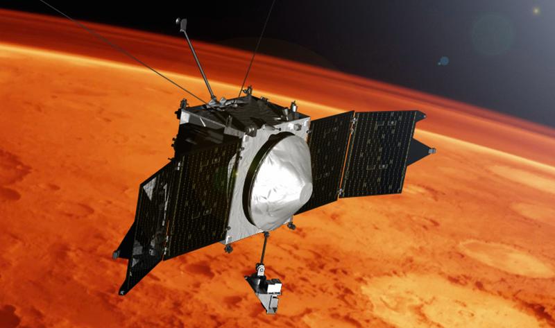 Illustration for article titled Encuentran una ruta más corta y barata para llegar a Marte