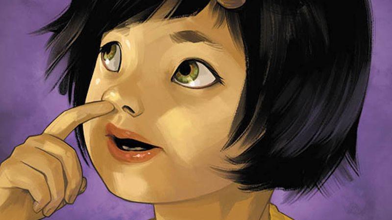 Cover: Fiona Staples; image courtesy of Image Comics