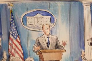 Illustration for article titled CNN Sends a Sketch Artist