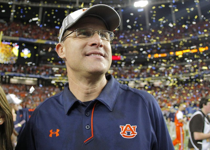 Illustration for article titled Guy Will Win $50,000 On $100 Bet If Auburn Wins BCS Championship