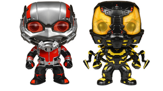 Illustration for article titled Ant-ManIs Maybe The Most Perfect Idea For Funko's Pop! Vinyl Toys