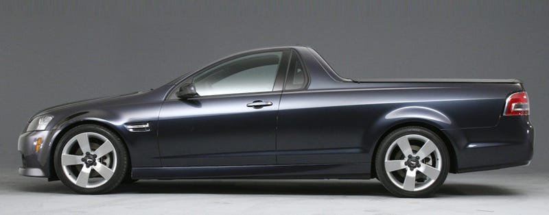 Illustration for article titled Report: 2010 Pontiac G8 ST Delayed, Possibly Cancelled?