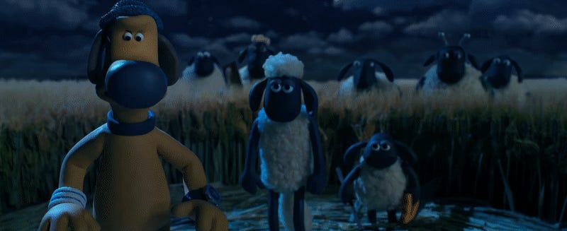 Shaun the Sheep's Next Movie Is Heading to Space