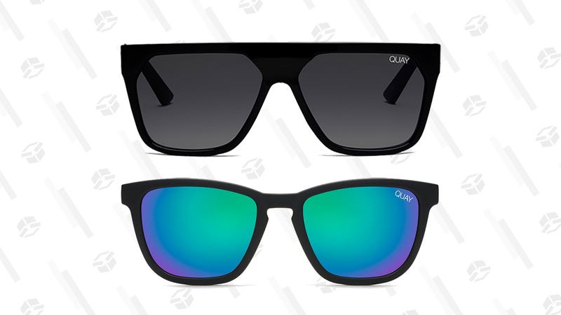 Buy One Pair of Sunglasses, Get One Free | Quay Australia | Promo code BOGO