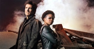 Illustration for article titled Powers Has Been Cancelled After Season 2