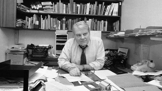 Material in relation to Andy Rooney