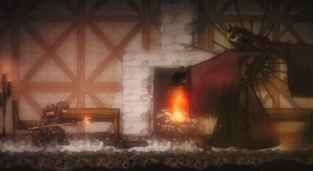Salt and Sanctuary is still coming to the Vita.
